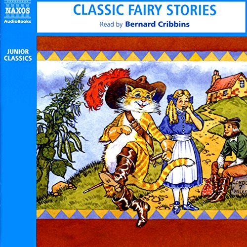 Classic Fairy Stories audiobook cover art
