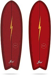 YOW Surfskate monopatín Skate Skateboard Deck Pipe...