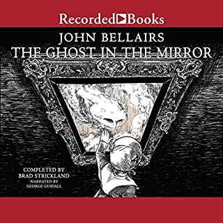 The Ghost in the Mirror audiobook cover art