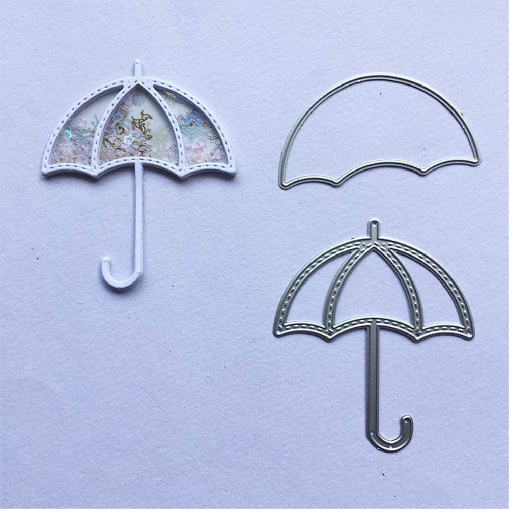 Free shipping on posting reviews 2.8 by 3.2 Max 86% OFF Inch Umbrella Metal Background Die Cutting Frame Dies