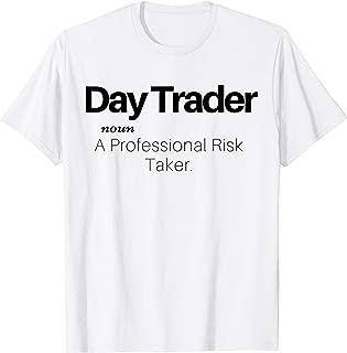 Wall Street Stock Market Bullish Day Trader T Shirt