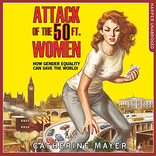 Attack of the Fifty Foot Women audiobook cover art
