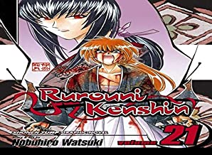 Rurouni Kenshin Volume 21( And So Time Passed)[RUROUNI KENSHIN V21][Paperback]