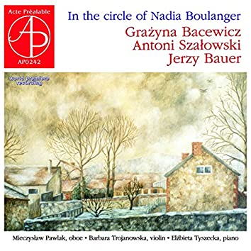 In the circle of Nadia Boulanger