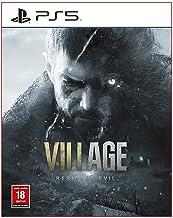Resident Evil Village Lenticular - (PS5) - KSA Version