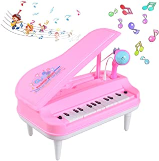 Best keyboard with microphone toy Reviews