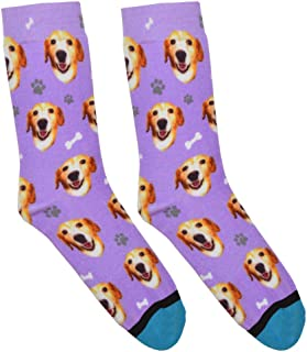 put your pup on socks