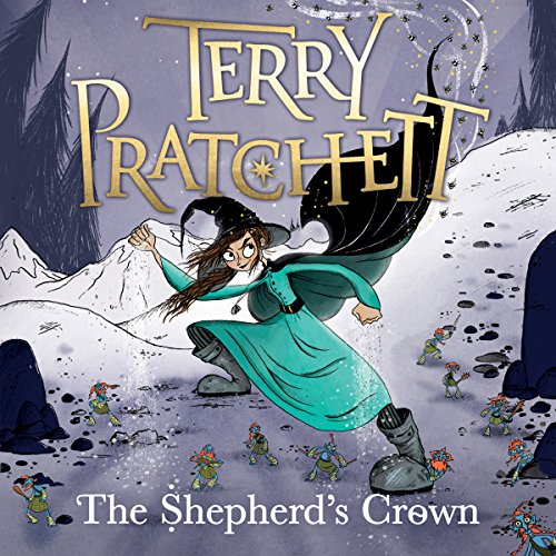 The Shepherd's Crown cover art