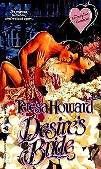 Desire's Bride (Heartfire) by [Teresa Howard]