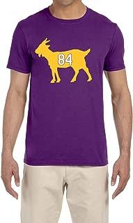 Purple Minnesota Moss Goat T-Shirt