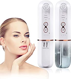 Blackhead Remover USB Oplaadbare Diepe Kleine Bubble Water Cycle Pore Acne Pimple Removal Vacuum Zuig Facial Cleaner Tool