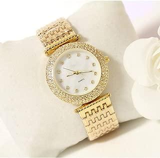GEDASHAN Women's watch Waterproof Women'S Bracelet Watches Fashion Ladies Quartz Watch Dress Lovers' Watch Women Reloj Mujer
