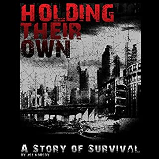 Holding Their Own: A Story of Survival audiobook cover art