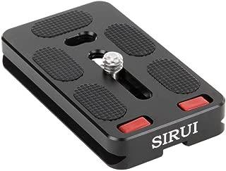Sirui TY-70 Kit para cámara - Accesorio para cámara (Negro, Aluminio, 37,2 g, 3,9 cm, 70 mm, 10,8 mm)