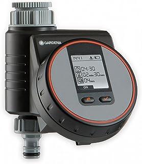 GARDENA Programmateur d'Arrosage Flex: Arrosage Automatique et Rapide pour Balcon et Terrasse, Utilisation Simple, Foncti...