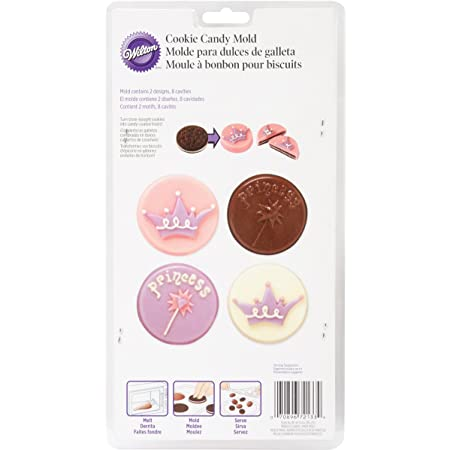 Snowflake Cookie Candy Mold from Wilton 2160 NEW