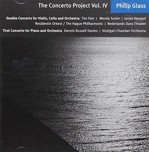Double Concerto pour violon, violoncelle et orchestre & Tirol Concerto pour piano et orchestre