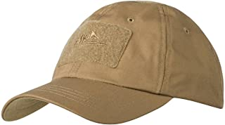 Helikon-Tex BBC Cap-Polykatoen Ripstop-Coyote voor heren, bruin, universeel