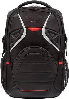 Targus AU TSB900AU Strike Gaming Laptop Backpack, Black/Red