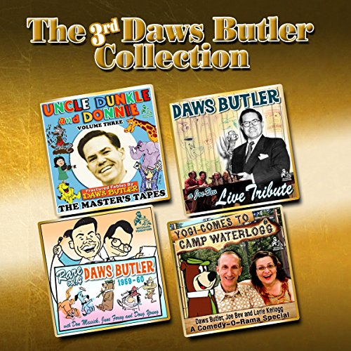 The 3rd Daws Butler Collection cover art