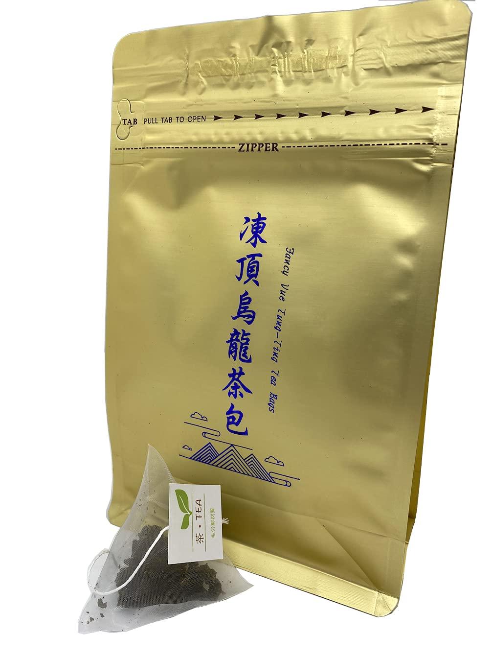 Fancy Vue Tung-Ting Oolong Direct sale of manufacturer Kansas City Mall Organic Handmade Bags Tea