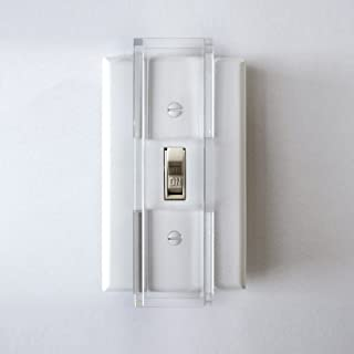 Child Proof Light Switch Guard - for Standard (Toggle) Style Switches