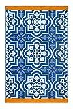 FAB HAB Puebla - Blue (180cm x 270cm)