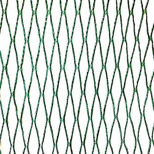 Nutley's Kitchen Gardens FLE09BN10 Anti-Uccello Rete Tessuta Verde 10 x 8 m