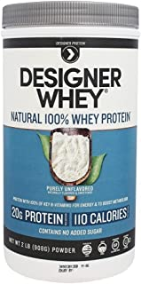 Life Extension, (Next Proteins) WHEY Designer Protein Natural 2 LBS