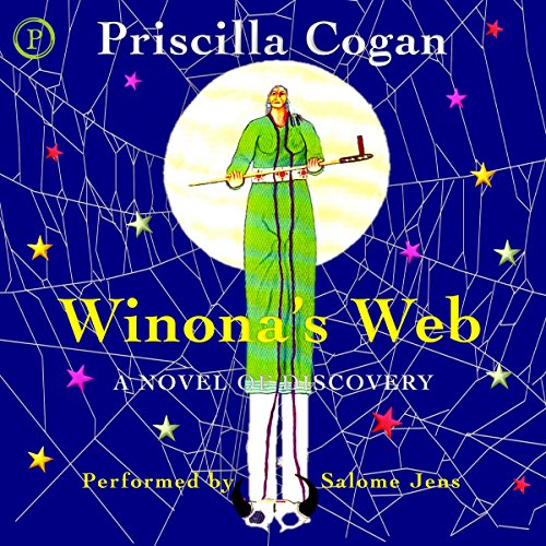 Winona's Web audiobook cover art