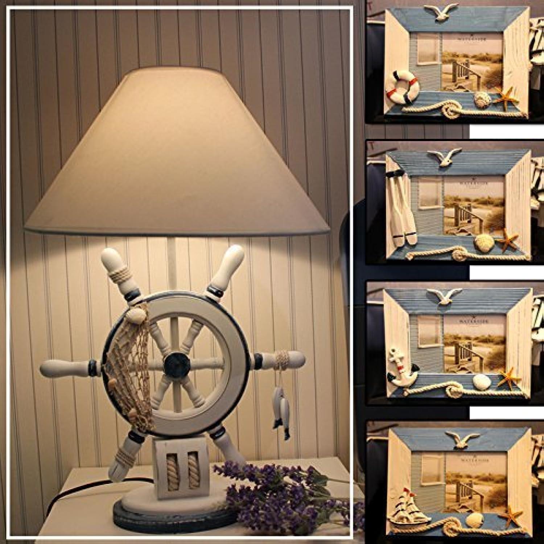 Table Lamps Home Tischlampe-Lampe Tischlampe-Lampe Tischlampe-Lampe kreativ stilvoll d einfache kontinentale Persönlichkeit Kinderzimmer Nachttischlampen B07PHKNQKY     | Angenehmes Aussehen  388772