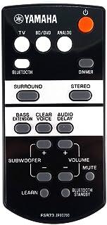 Genuine Yamaha YAS-105 Soundbar Remote Control