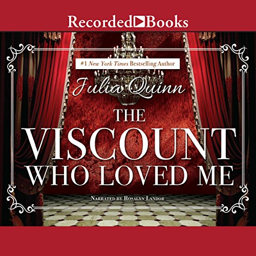 The Viscount Who Loved Me audiobook cover art