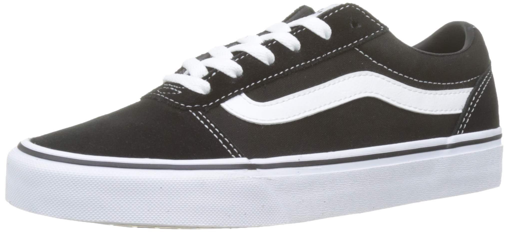 Vans Women's Ward Suede/Canvas Sneaker