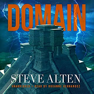 Domain audiobook cover art