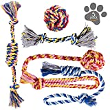 Dog Toys - Dog Chew Toys - Puppy Teething Toys- Puppy Chew Toys - Rope Dog Toy - Puppy Toys - Small...