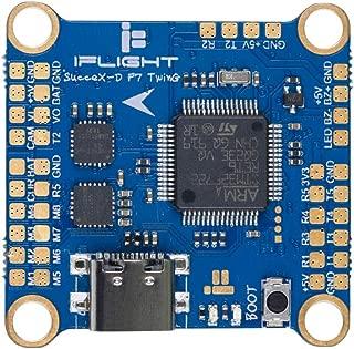 iFlight SucceX-D F7 TwinG Dual ICM20689 Flight Controller F7 FC Built-in OSD BEC Current Sensor Black Box for DJI FPV Air Unit