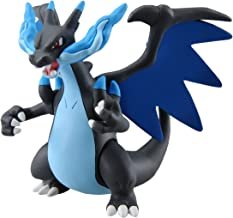 TAKARA TOMY Takaratomy SP-15 Official Pokemon X and Y Mega Charizard X Figure