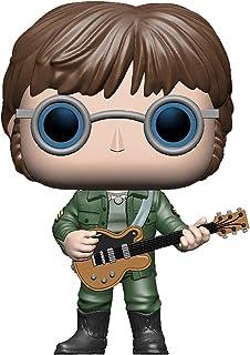 Funko Pop! Rocks: John Lennon - Chaqueta militar