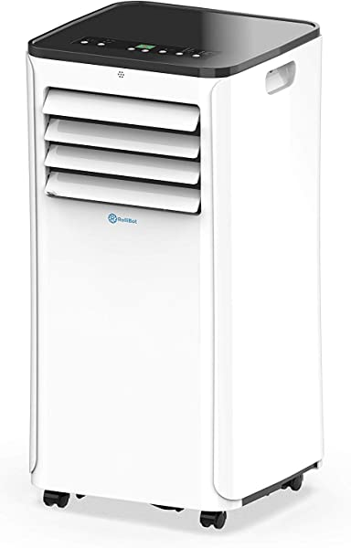 RolliCool Alexa Enabled Portable Air Conditioner 10 000 BTU AC Unit With Heater Dehumidifier Fan Mobile App COOL208 19