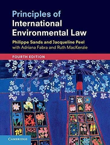 Principles of International Environmental Law (English Edition)