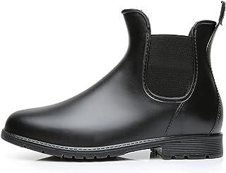 44d28f88 Fengbingl-shoe Zapatos de Lluvia Botas de Lluvia de Primavera Verano Zapatos  de Mujer de