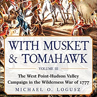 With Musket & Tomahawk, Vol III cover art