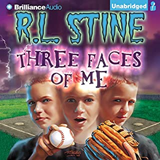 Three Faces of Me audiobook cover art