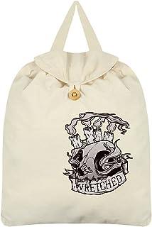 Unorthodox Wretched Cream Festival Backpack 35x41cm
