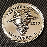 Phoenix Challenge Coins 2017 Gastonia Police Sniper Conference The Tactical Farm Training and Events V2