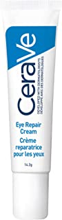 CeraVe Eye Repair Cream Eye Cream with Hyaluronic Acid To Reduces the Look Of Dark circles & Puffiness Ophthalmologist Tes...