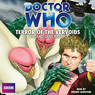 Doctor Who: Terror of the Vervoids cover art
