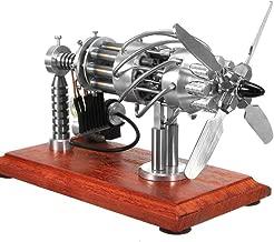 Best 16 cylinder stirling engine for sale Reviews