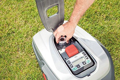 AL-KO Mähroboter Robolinho 500 I mit Smart Garden Anbindung – App Steuerung - 4